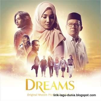 Sampul Album Dreams - Fatin Shidqia Lubis