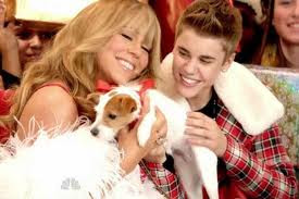 Justin Bieber con Maria Carey All I Want For Christmas Is You Letra Traducida
