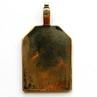 купить кулоны бронзовые латунь металл христианство православные