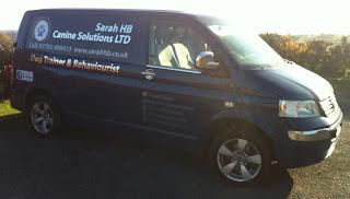 Canine Solutions Van