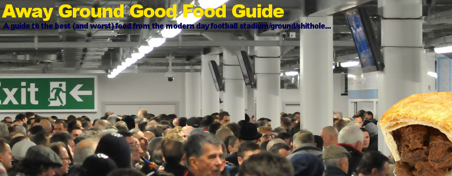 Away Ground Good Food Guide