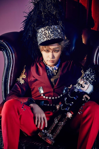 Boyfriend Jeongmin in Wonderland