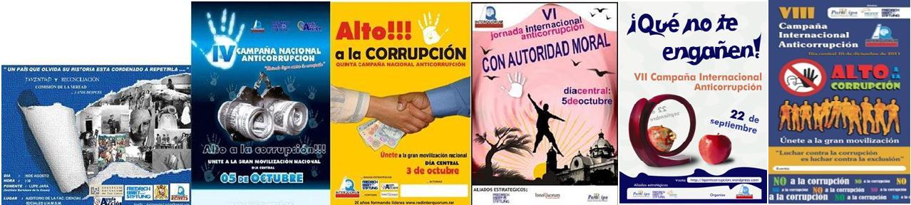 Campañas de Anticorrupcion