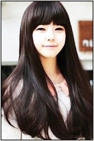 cute medium short hairstyles : cute korean girls hairstyles 2015 cute korean girls hairstyles 2015