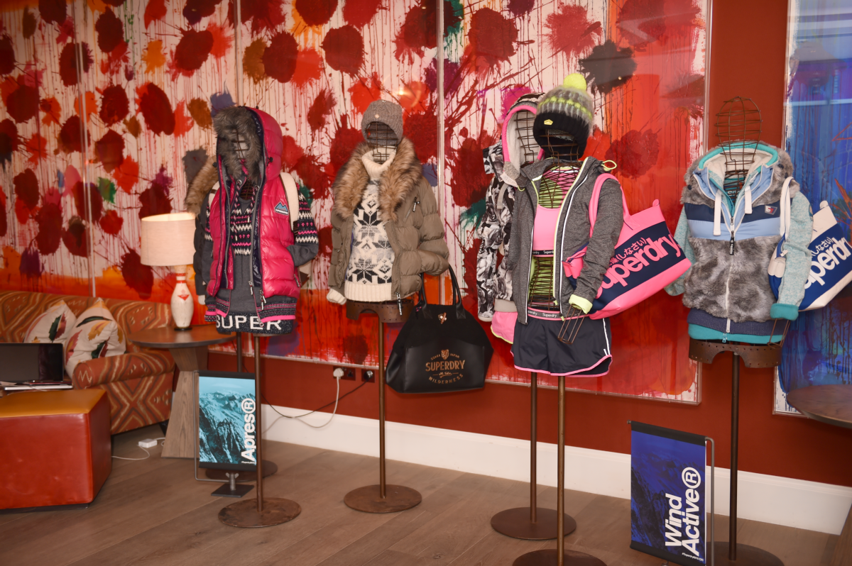 Superdry AW15 collection