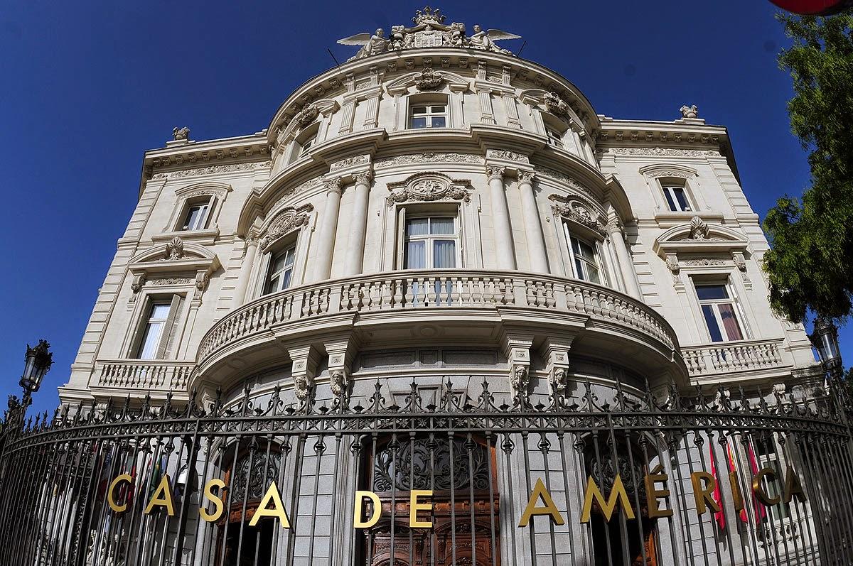 Fotoperiodismo palacio de linares casa de am rica en for Casa america madrid