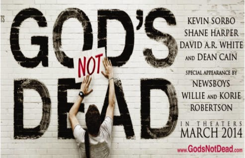 Gods Not Dead watch online