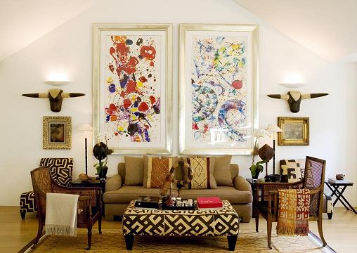 Haus design ethnic decor in london for Ethnic home decor