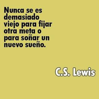 frases de C.S. Lewis