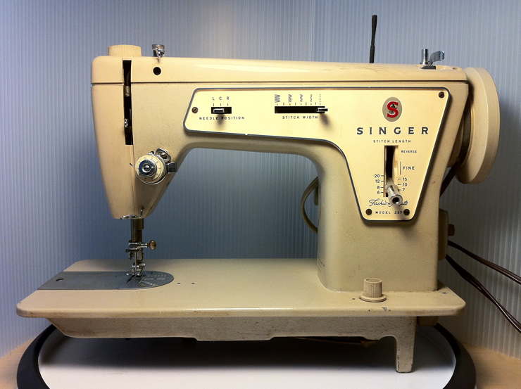 where is singer sewing machine made