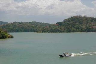 Gatum Lake - Panama Canal