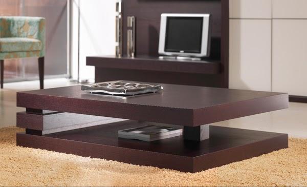 Modelos de mesa de centro para salas imagui - Modelos de mesa de centro ...
