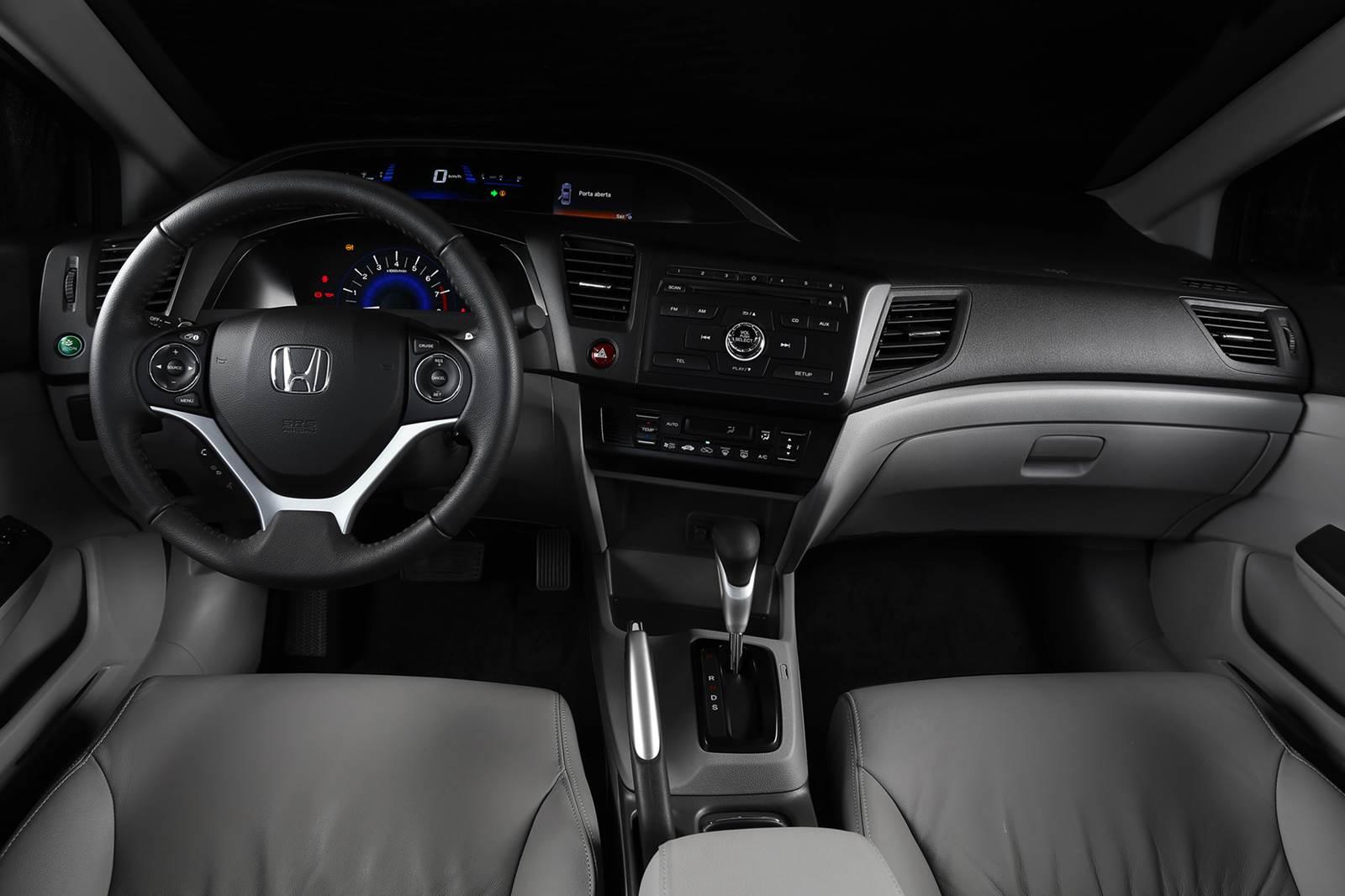 Honda Civic 2016 Chega Em Fevereiro Lxr Ganha Esp Car Blog Br