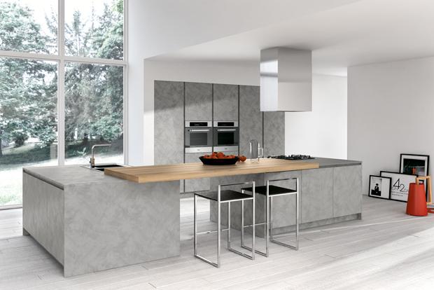 Cómo distribuir el espacio en la cocina   cocinas con estilo