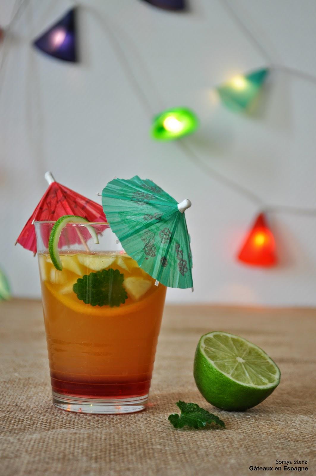 recette boisson facile pas cher cocktail san francisco