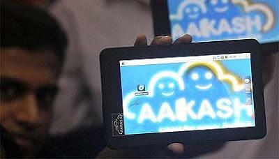 Aakash 2 - Tablet Termurah Di Dunia