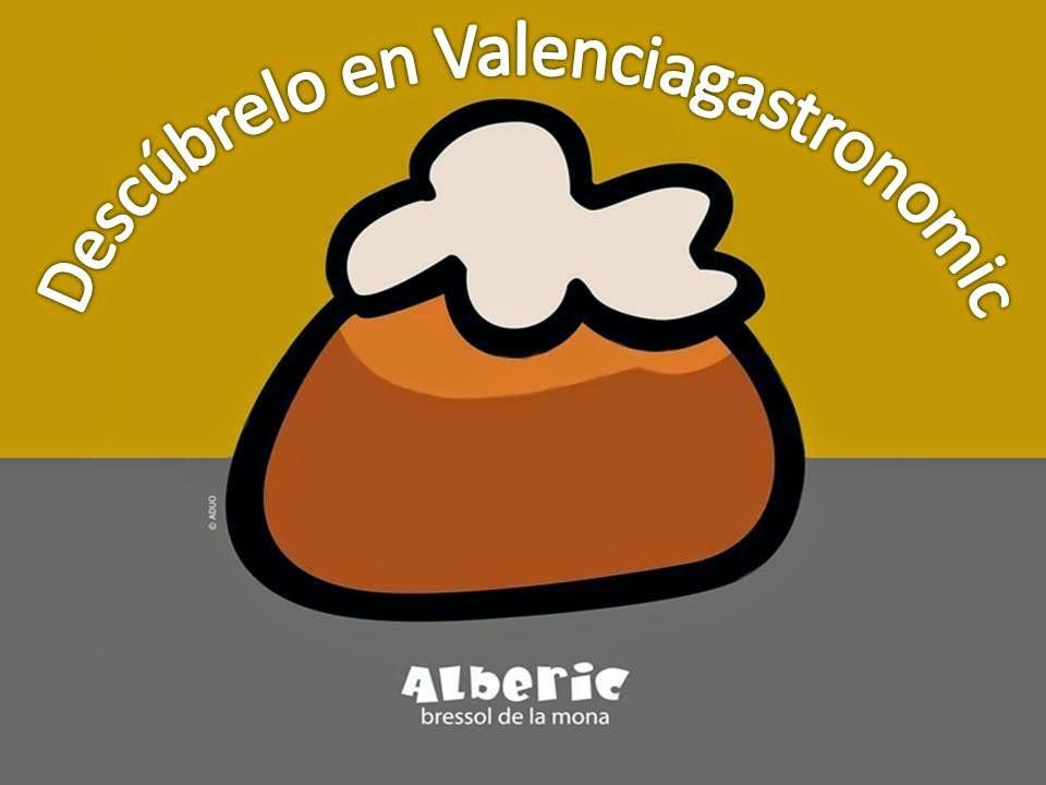 Panquemao, Coca De Aire O Mona De Alberique (traditional Sponge Cake From Alberique) -coca D'aire Alberic-