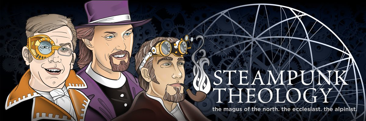 Steampunk Theology
