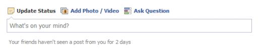 فيسبوك تبدأ إخبار المستخدمين بعدد