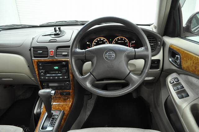 2001 Nissan Bluebird Sylphy 18vi Japanese Vehicles To The World