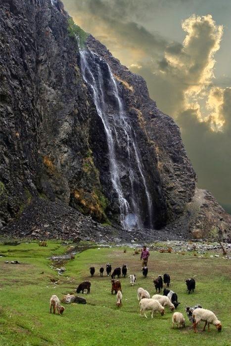 Manthuka Kharmang Baltistan, Pakistan