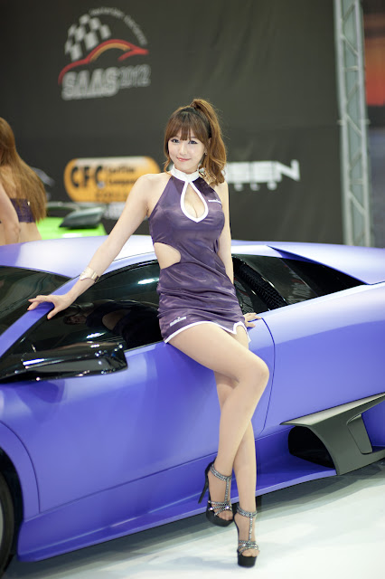 4 Lee Eun Hye - Seoul Auto Salon 2012-Very cute asian girl - girlcute4u.blogspot.com