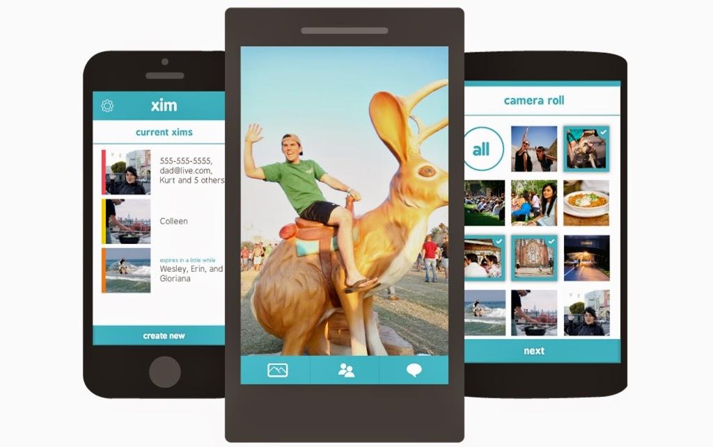 Compartilhamento de Fotos com Android e iOS