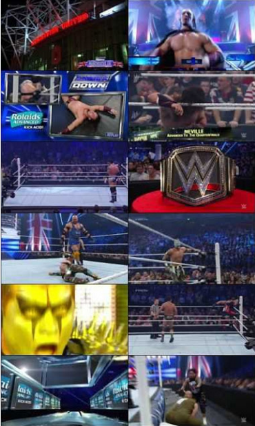 WWE Smackdown 12 November 2015 Watch Full Show HD Online