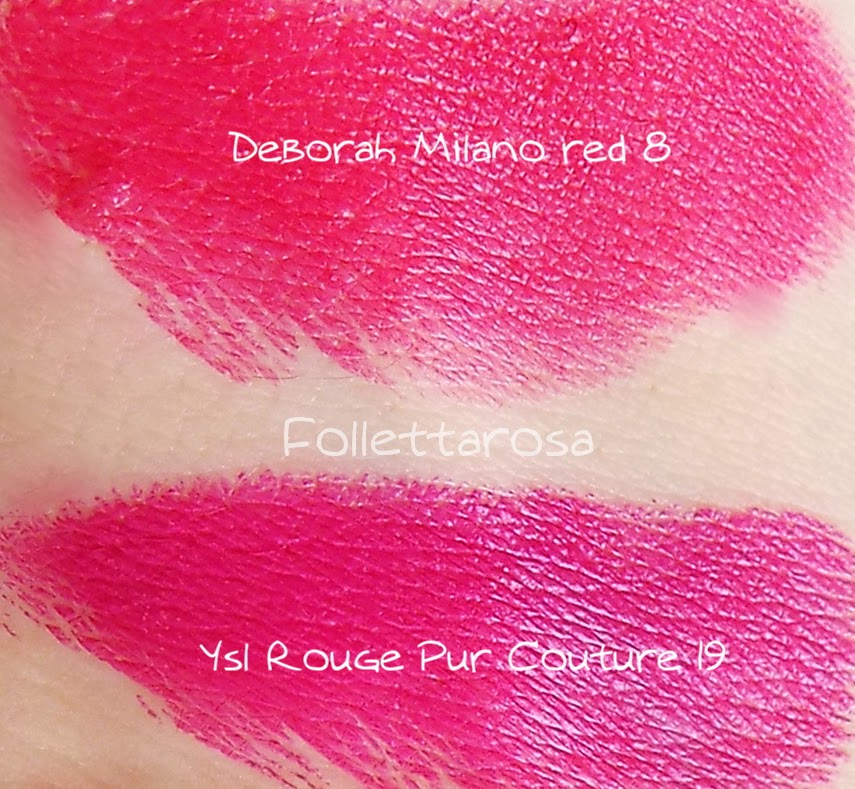 opinione Rouge Pur Couture Satiny Radiance yves saint laurent