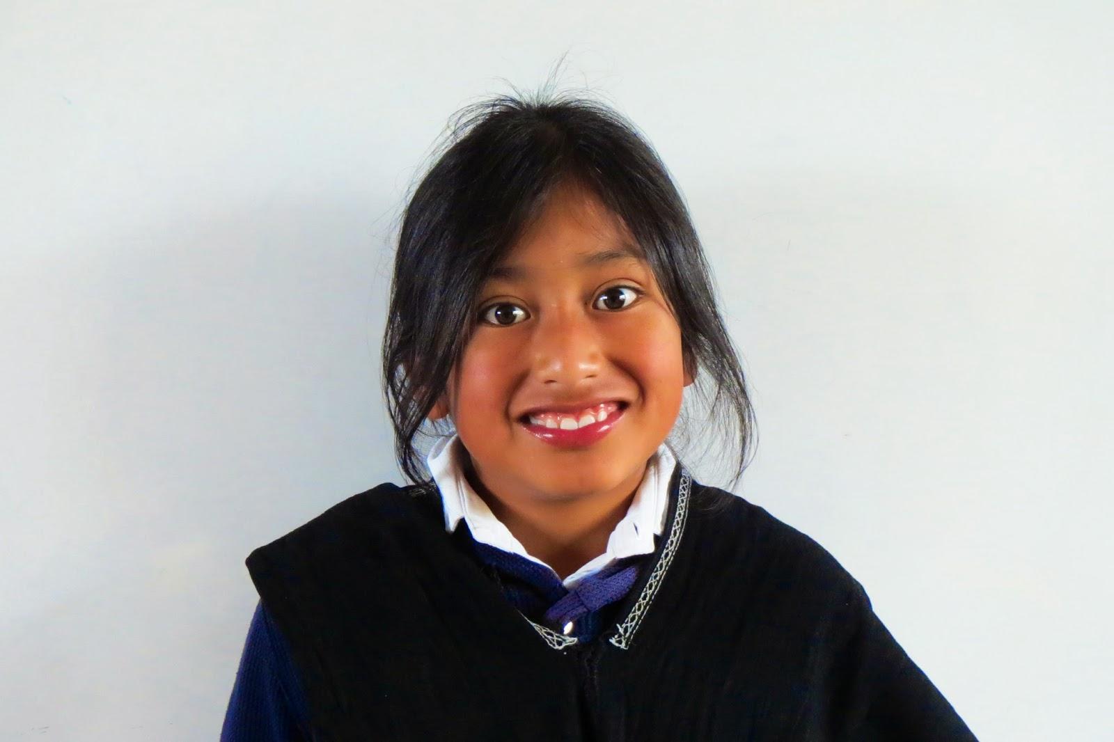 Cesar, Age 9