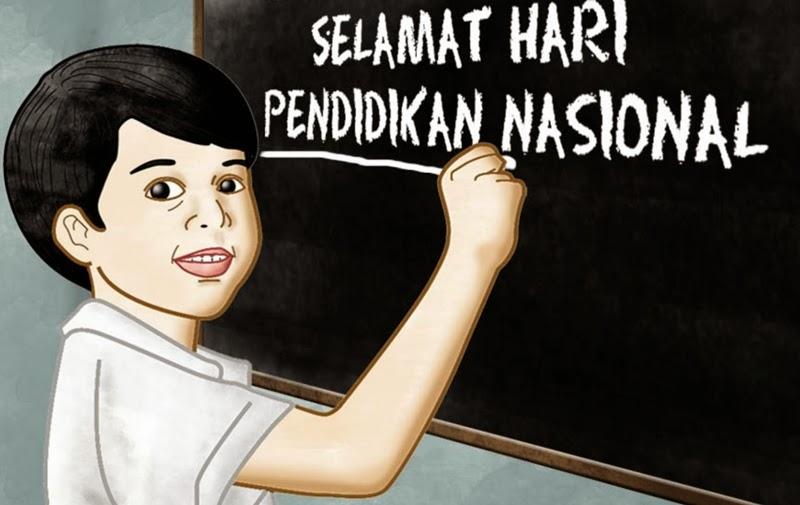 Puisi Hari Pendidikan Nasional Hardiknas