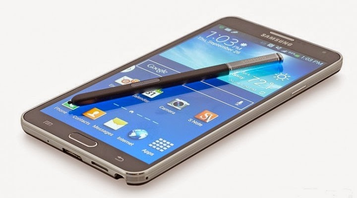 Samsung Galaxy Note 4 would Snapdragon Processor 805