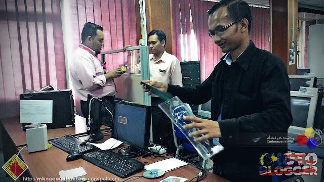 EKSA SPMICT JPN Johor : Makmal Komputer Blok B