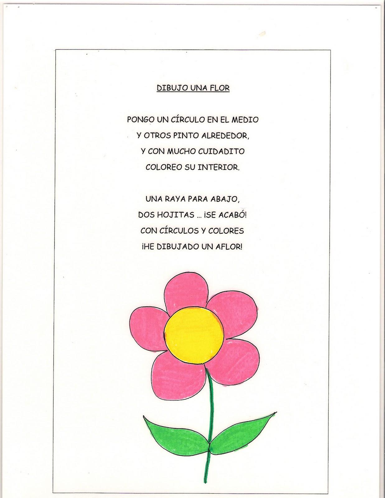 poemas de una flor