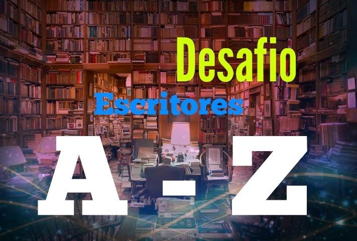 Desafió: Escritores A - Z . 2015