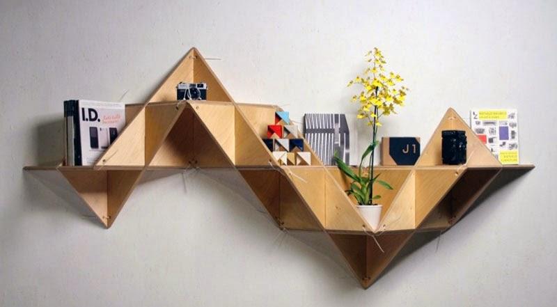 repisa modular T. Shelf