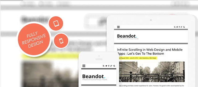 Beandot - Tech Blog WordPress Theme