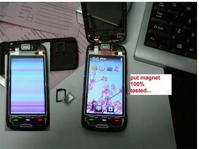 Nokia 5233 Display Problem 100% Tested Solution