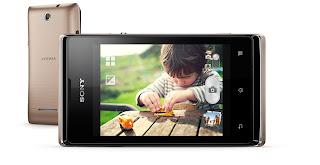 Sony Xperia E Dual Android Dual SIM Harga 1 Jutaan
