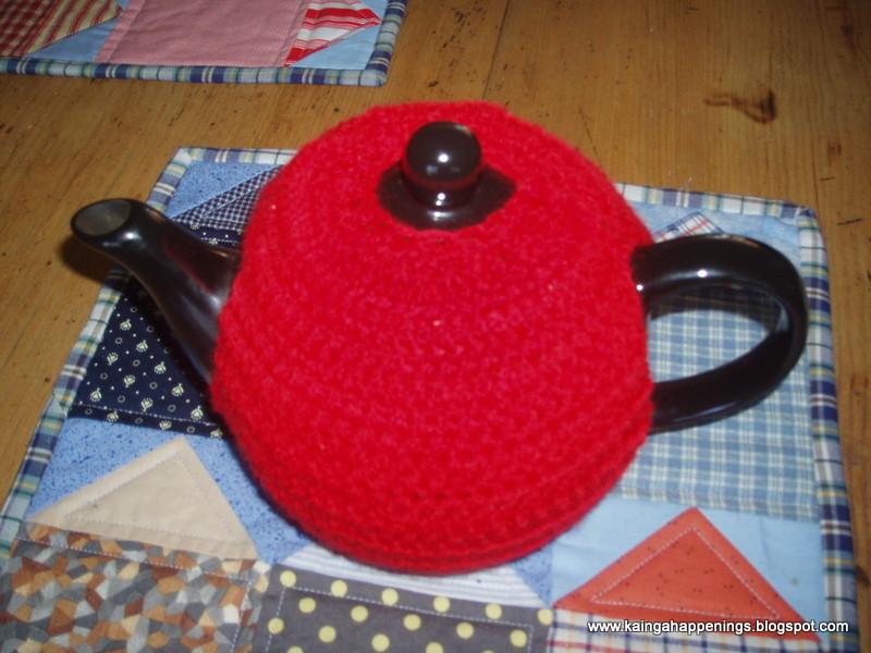 Welcome To Kainga Happenings Crochet Golliwog Tea Cosy Tutorial