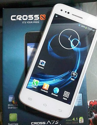 Harga HP Evercoss A7S