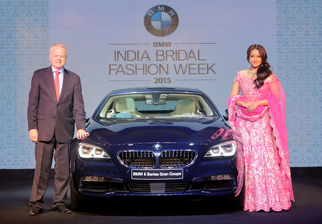 BMW India Bridal Fashion Week 2015 to be hosted in 7 Cities