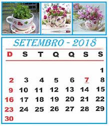 Setembro de de 2018