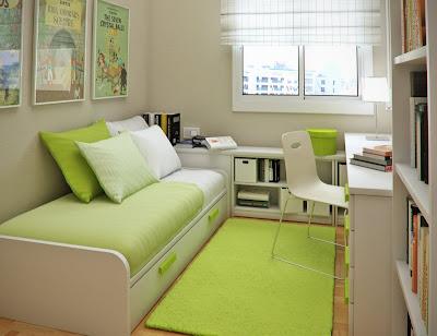 Small Bedroom Decorating Ideas