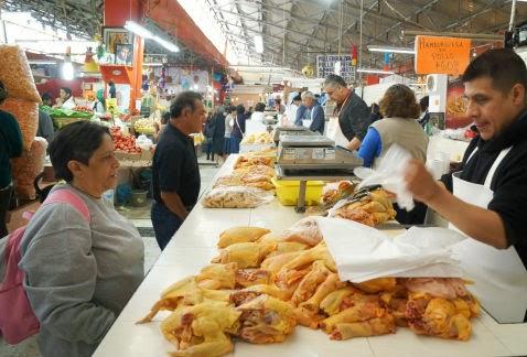 Los Mercados Públicos suman ya 329 en el Distrito Federal