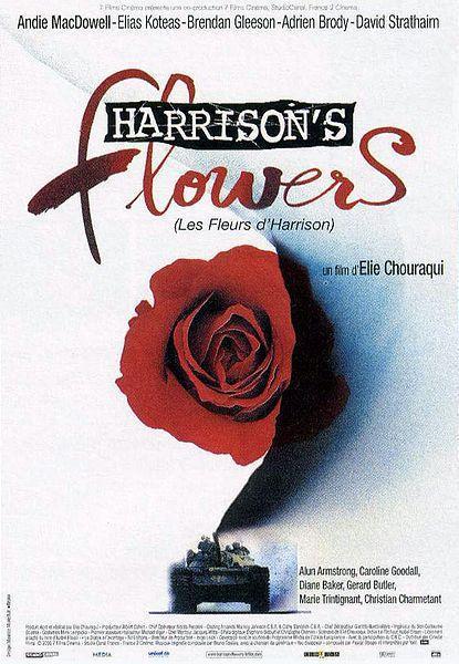 Cartel Las flores de Harrison