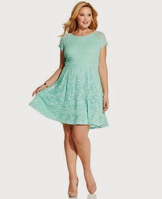 Vestidos para gorditas   Vestidos Colección 2015