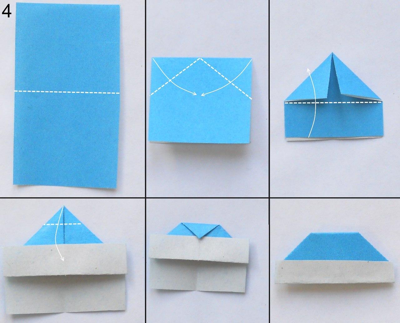 Как сделать снегурочку из бумаги поэтапно для начинающих