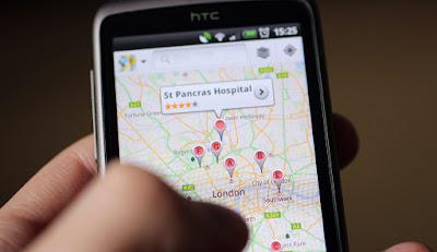 Cara memberi tanda di google map android