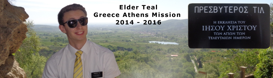 Elder Teal